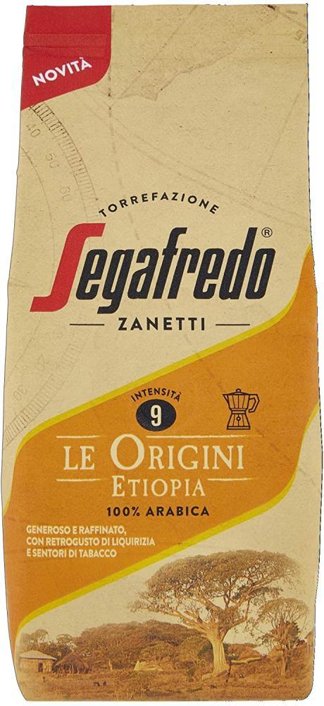 Segafredo Ground Coffee Le Origini Etiopia 200g