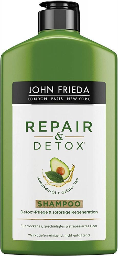 John Frieda Repair and Detox Shampoo 250 ml