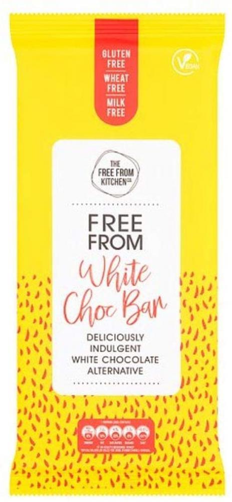 Free From Kitchen White Chocolate Bar 100g