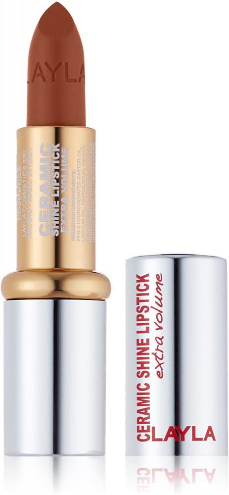 LAYLA COSMETICS Ceramic Shine Lipstick Extra Volume 88