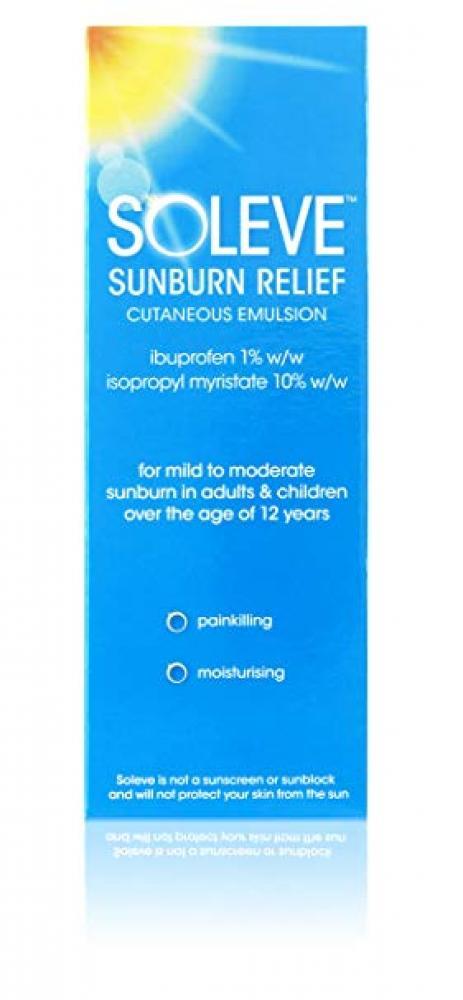 Soleve Sunburn Relief Emulsion 100ml