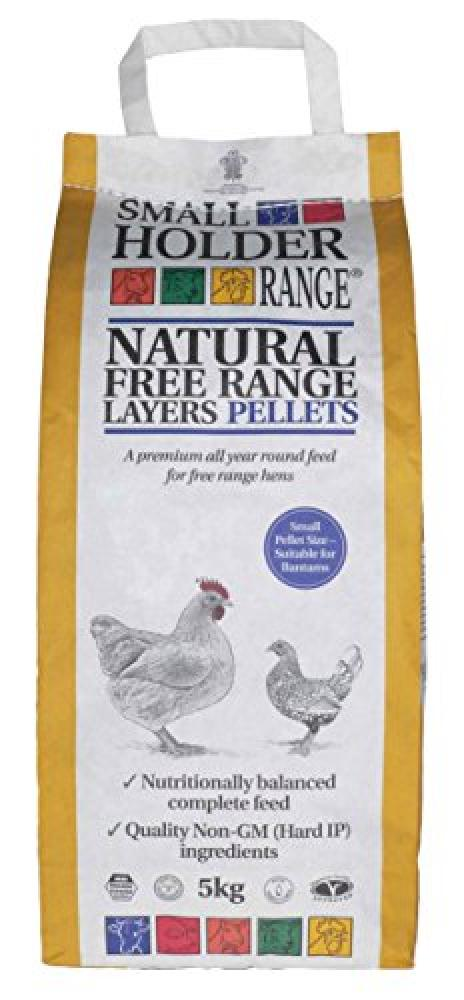 SALE  Allen and Page Natural Free Range Layers Pellets - 5 kg