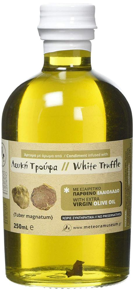 Meteora Museum White Truffle with Extra Virgin Olive Oil 250ml