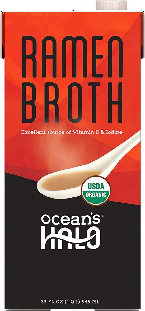 Oceans Halo Organic Ramen Broth 946ml