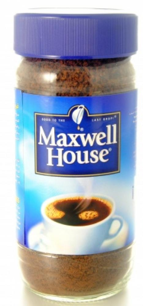 Maxwell House Coffee Granules 200g Approved Food