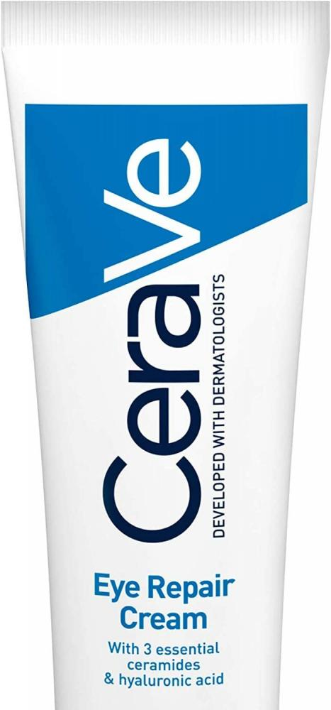 CeraVe Eye Repair Cream for Dark Circles and Puffiness 14 ml