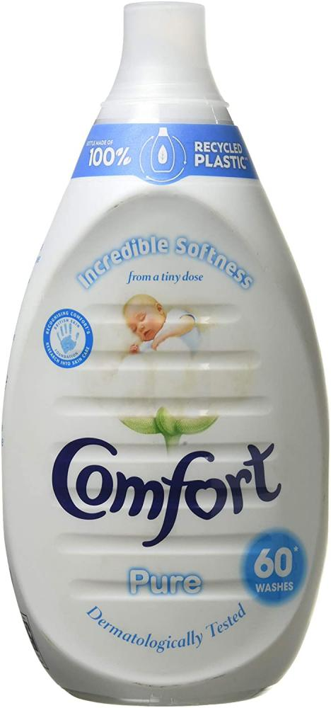Comfort Ultra Concentrated Pure Hypoallergenic Fabric Conditioner 900 ml