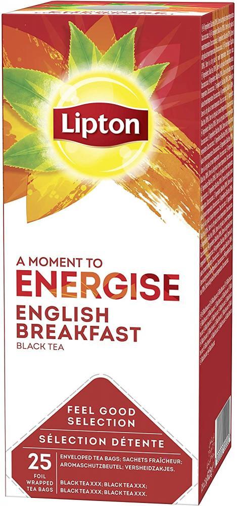SALE  Lipton English Breakfast 25 Tea Bags