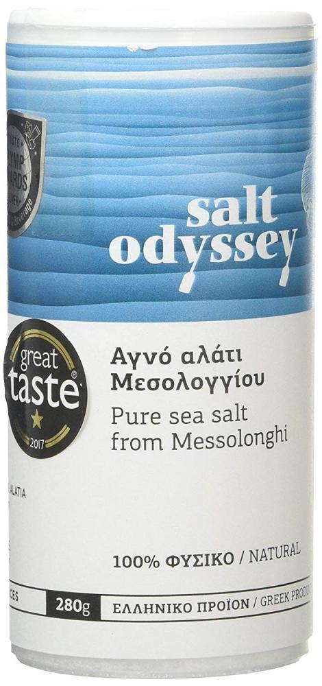 Salt Odyssey Pure Sea Salt 280g