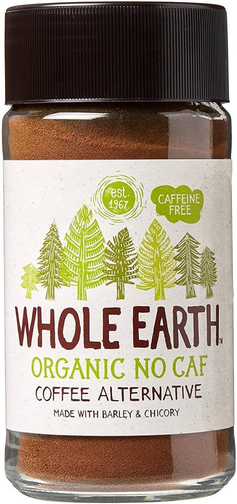 Whole Earth Organic No Caf Coffee Alternative 100g