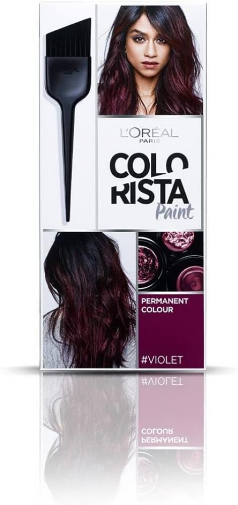 Loreal Paris Colorista Paint Violet Permanent Hair Dye