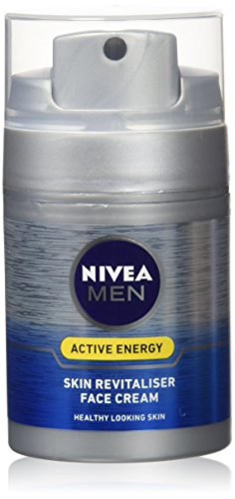 Nivea Men Active Energy Skin Revitaliser Face Cream 50 ml