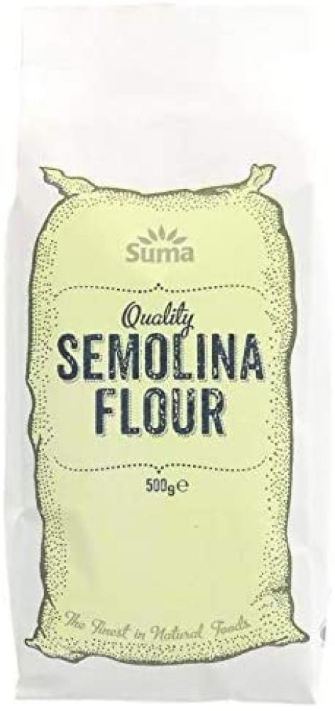 Suma Semolina Flour 500g