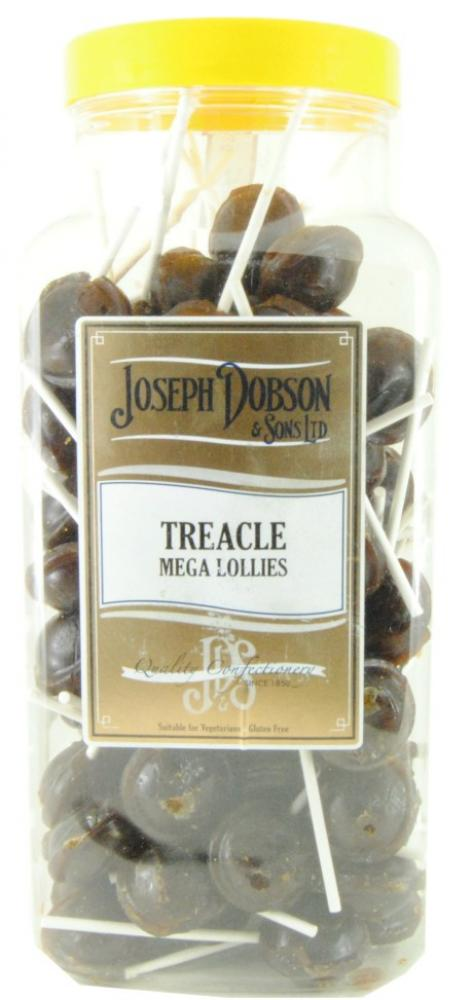 Joseph Dobson and Sons 90 Treacle Mega Lollies