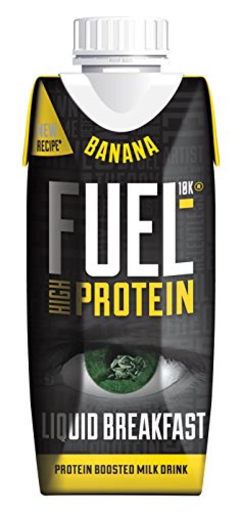 Fuel Banana Protein Breakfast Drink 330ml
