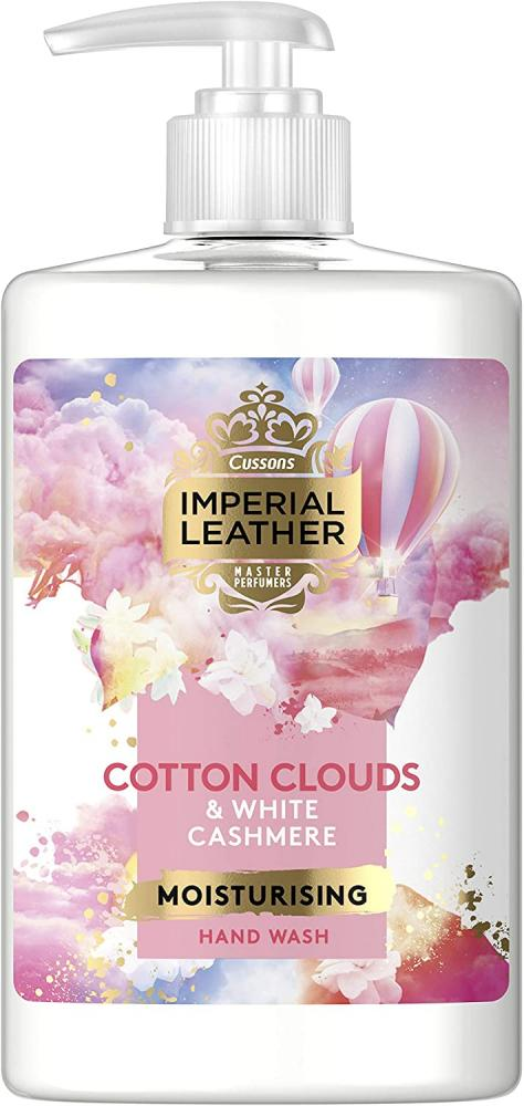 Imperial Leather Liquid Soap Hand Wash Cotton Clouds 300ml