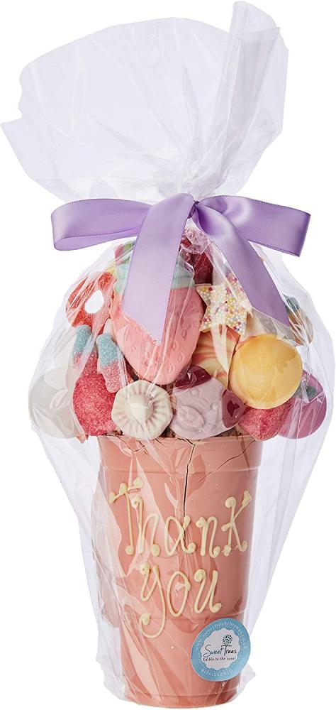 Sweet Tree by Browns Strawberry Pink Chocolate Smash Cup 800 g