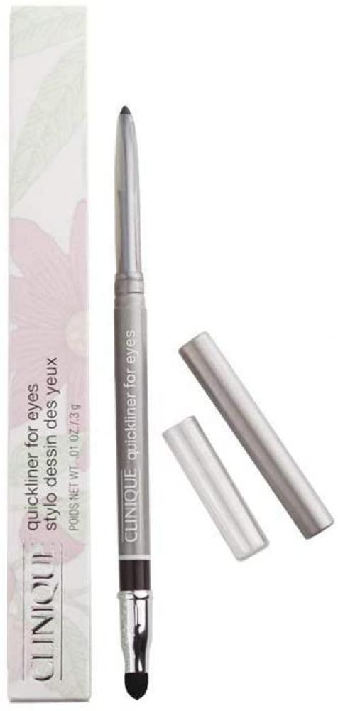 Clinique Quickliner For Eyes 07 Really Black 3g