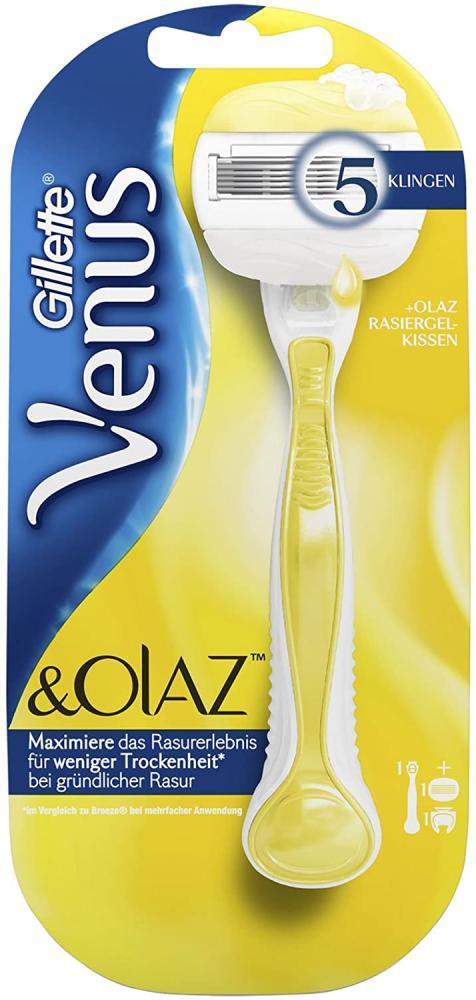 Gillette Venus and Olay Womens Razor