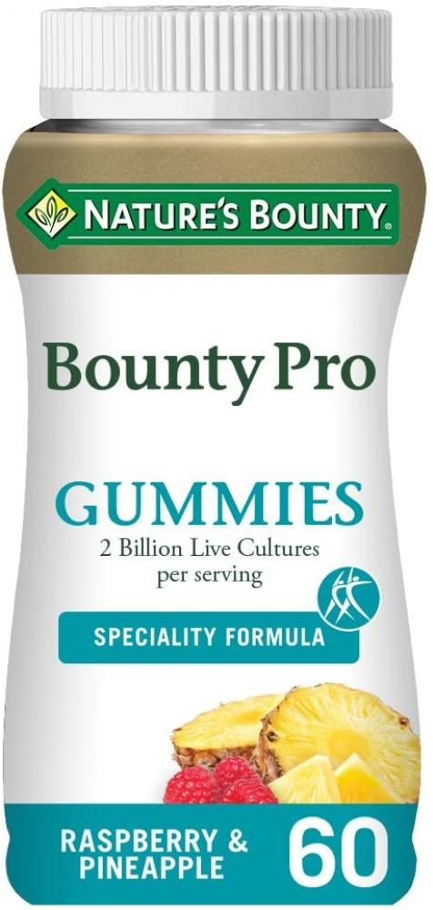 Natures Bounty Bounty Pro Gummies Pack of 60