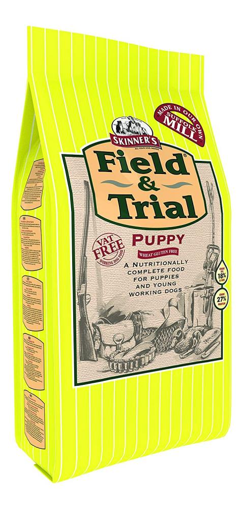 SALE  Skinners Field and Trial Complete Dry Wheat Gluten Free Puppy Food 2.5Kg