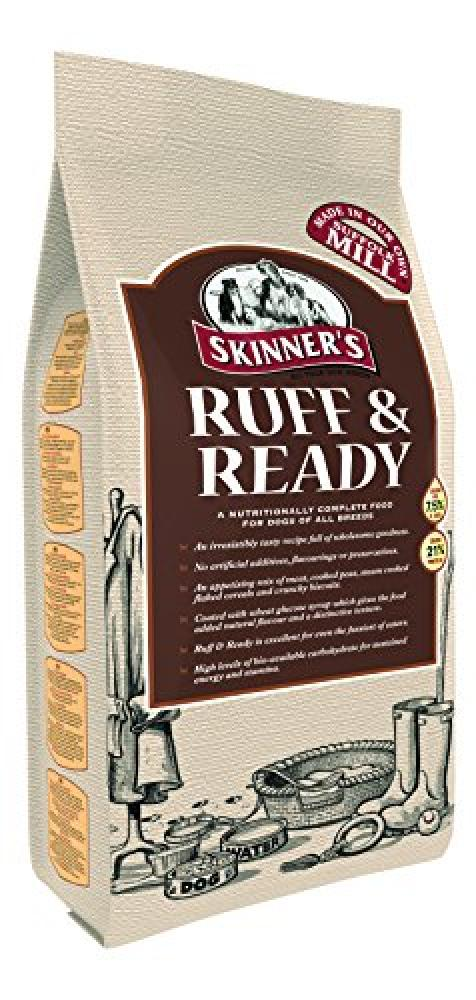 Skinners Ruff and Ready Dog Food Dry Mix 15kg