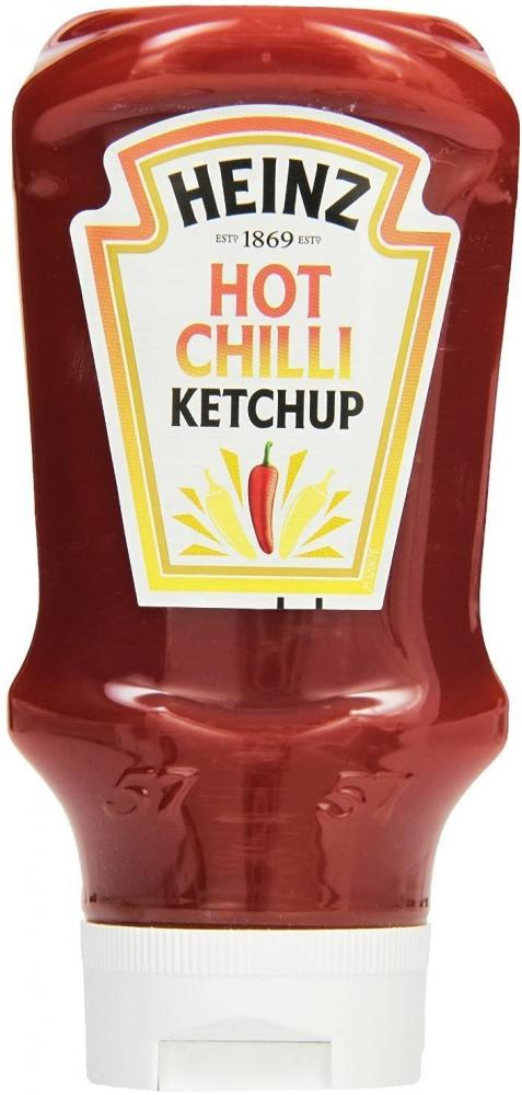 Heinz Hot Chilli Ketchup 400ml