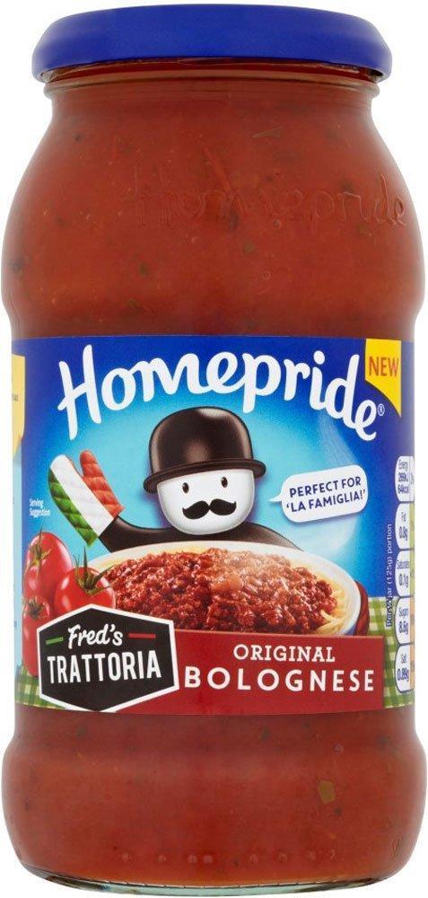 Homepride Bolognese Sauce 500g