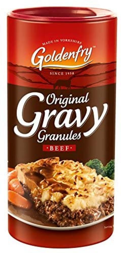 Goldenfry Original Gravy Granules Beef 300g