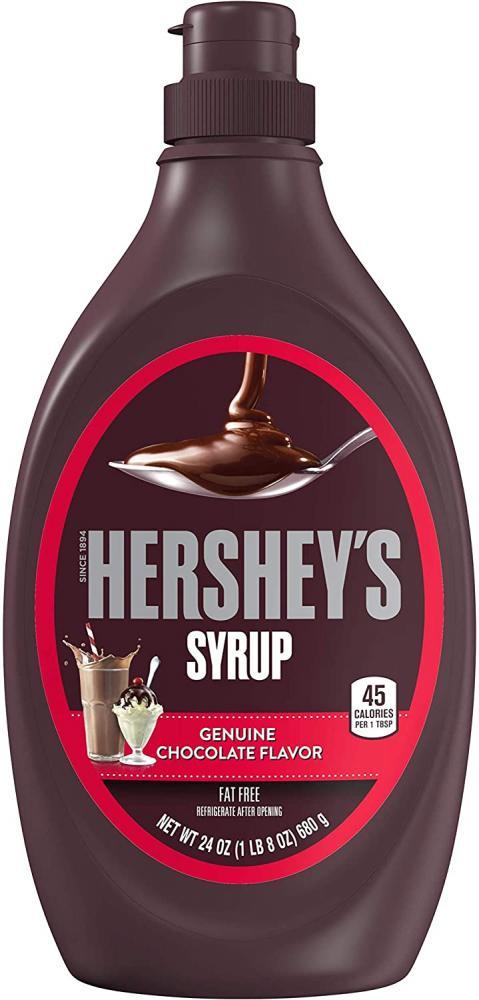 SALE  Hersheys Chocolate Syrup 680 g