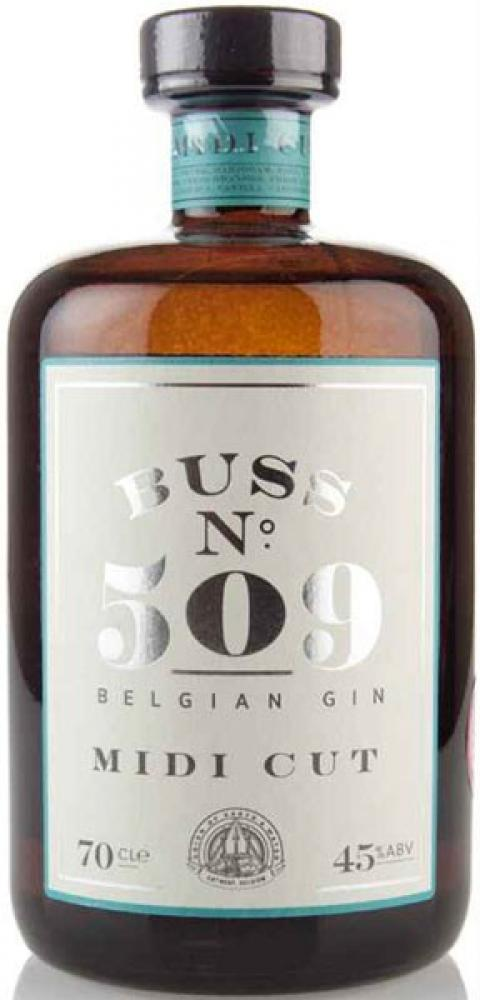 Buss No.509 Belgian Gin Midi Cut 700ml