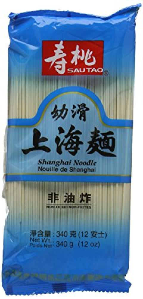 Sau Tao Shanghai Noodles 340g