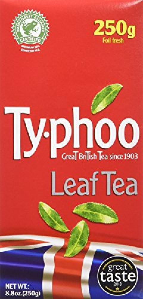 Typhoo Leaf Tea Loose 250g