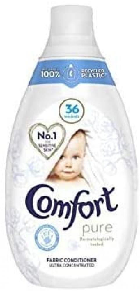 Comfort Ultra Concentrated Pure Hypoallergenic Fabric Conditioner 60 Washes 900 ml