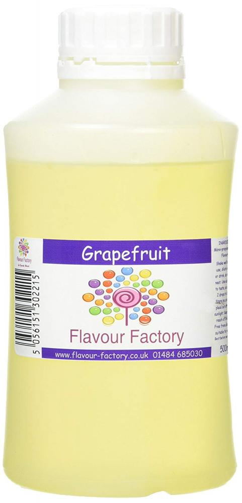 Cupcake World Grapefruit 500ml