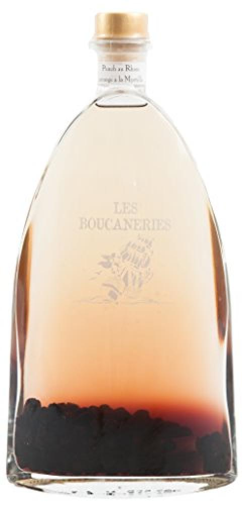 SUMMER SALE  Fisselier Les Boucaneries Blueberry Rum Punch Liqueur 1500ml