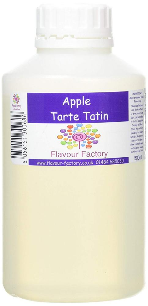 Flavour Factory Apple Tarte Tatin 500ml