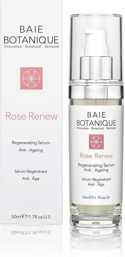 Baie Botanique Anti-Ageing Face Serum Rose Renew 50ml