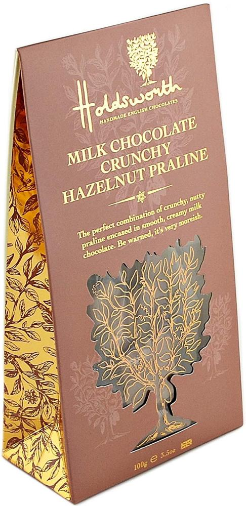 Holdsworth Chocolates Crunchy Hazelnut Pralines 100g