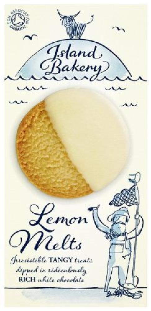 Island Bakery Organic Lemon Melts 150 g