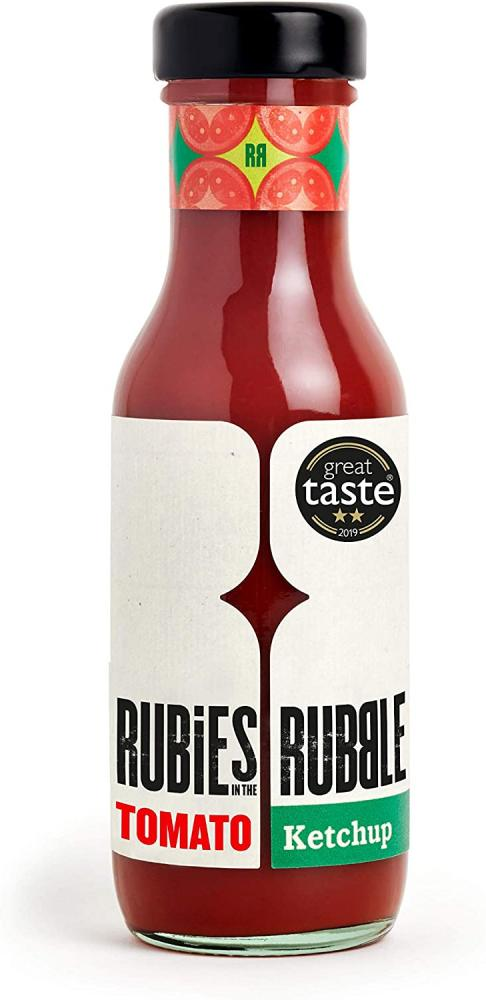 Rubies in the Rubble Tomato Ketchup 300 g