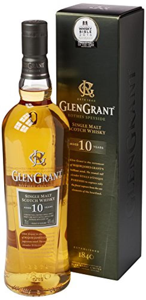 Glen Grant 10 Year Old Single Malt Scotch Whisky 700ml