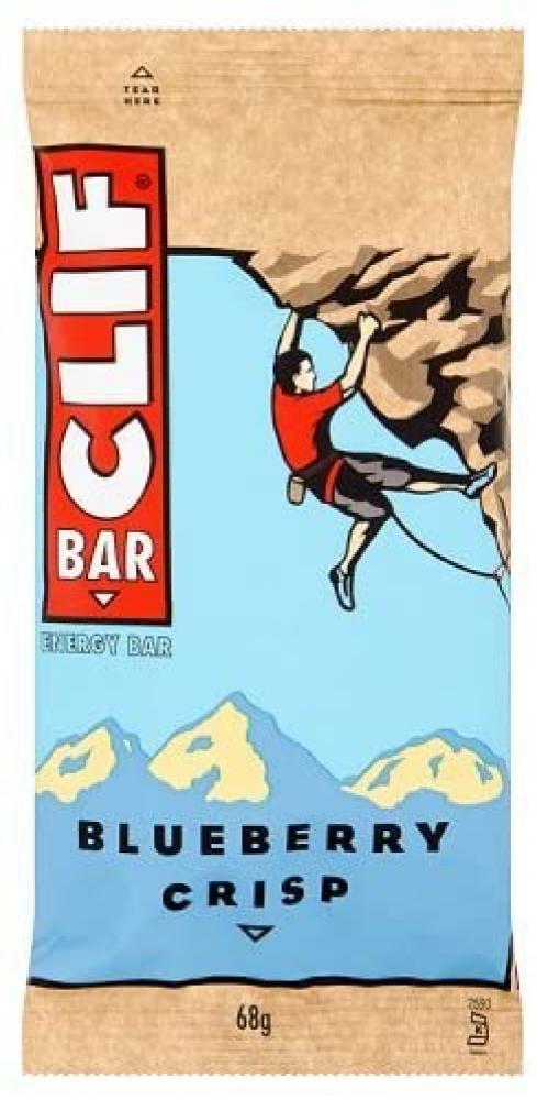 Clif Bar Blueberry Crisp Bar 68g