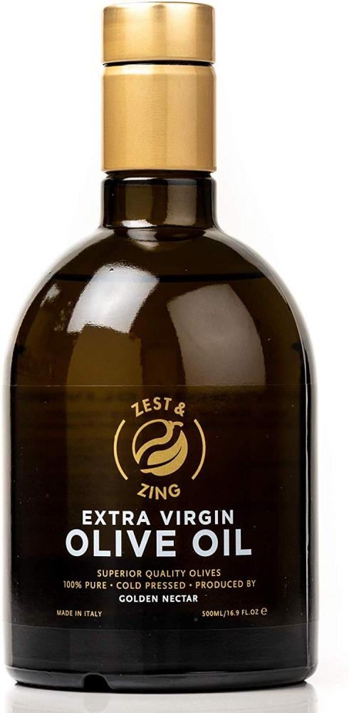 Zest And Zing Extra Virgin Olive Oil 500 ml