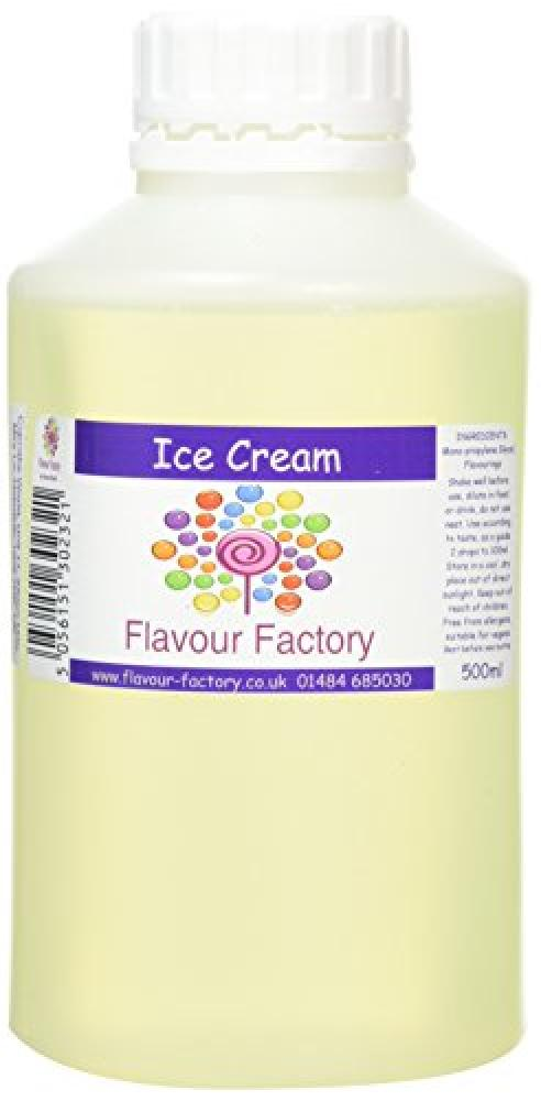 Flavour Factory Intense Food Flavouring Ice Cream 500ml