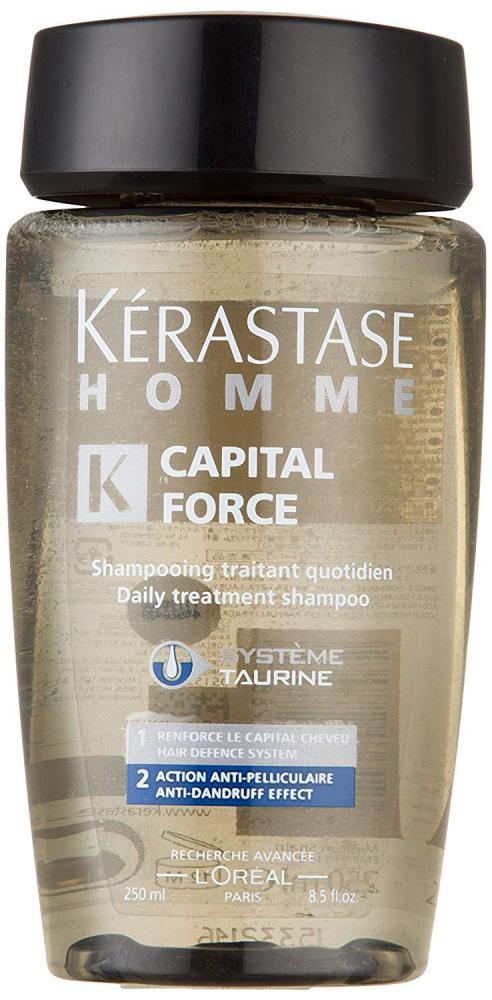 Kerastase Force Homme Daily Treatment Shampoo 250ml
