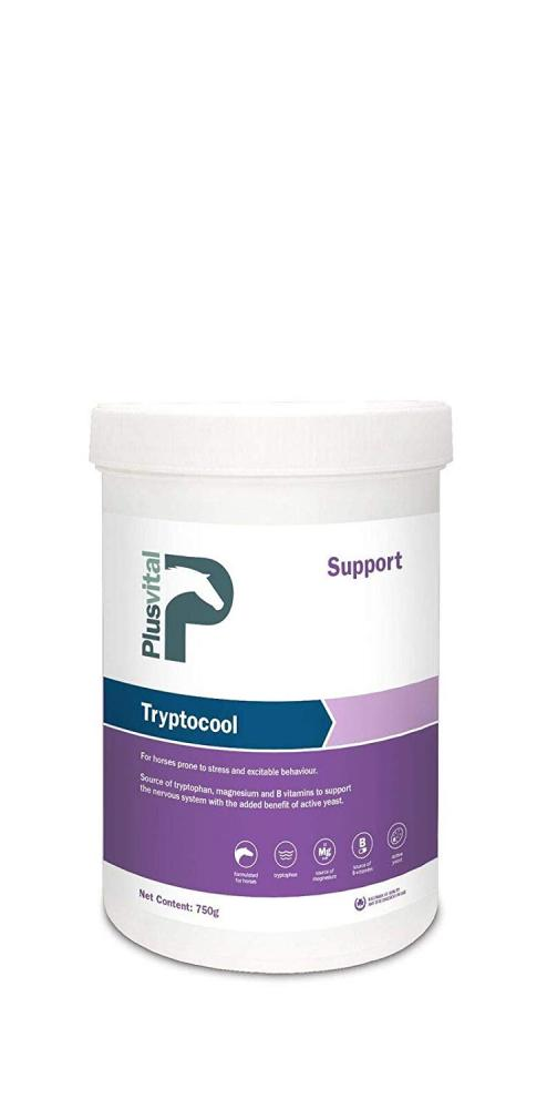 SALE  PlusVital Tryptocool Nutritional Supplement 750 g