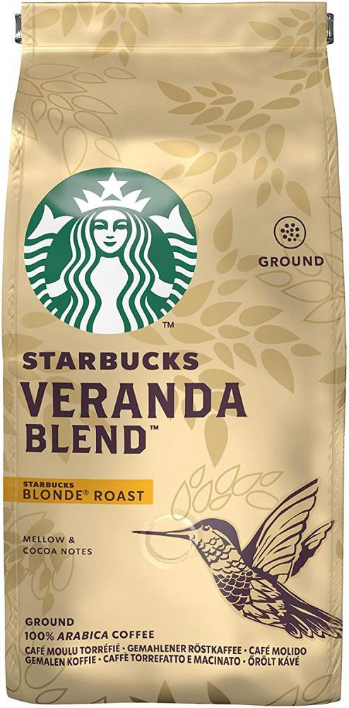 SPRING SALE  Starbucks Veranda Blend Blonde Roast Ground Coffee 200 g