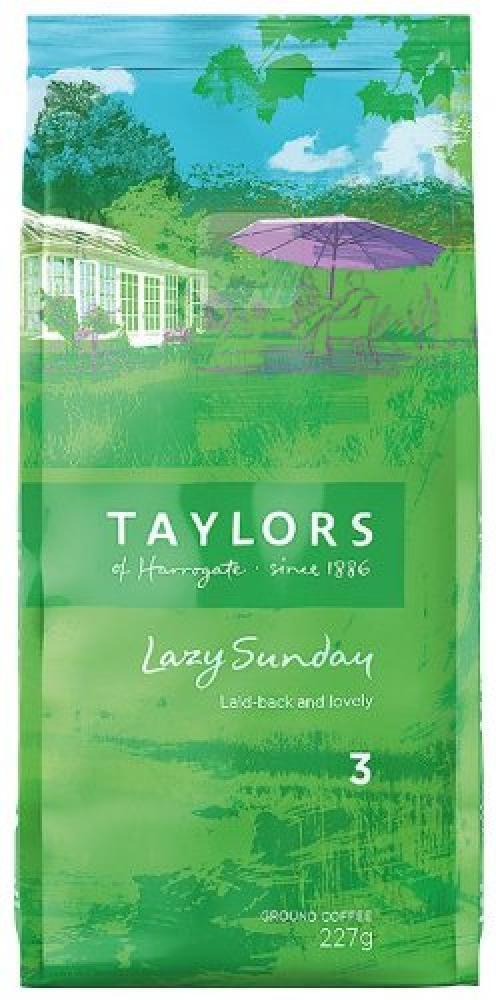 Taylors Of Harrogate Lazy Sunday Ground Coffee 227g