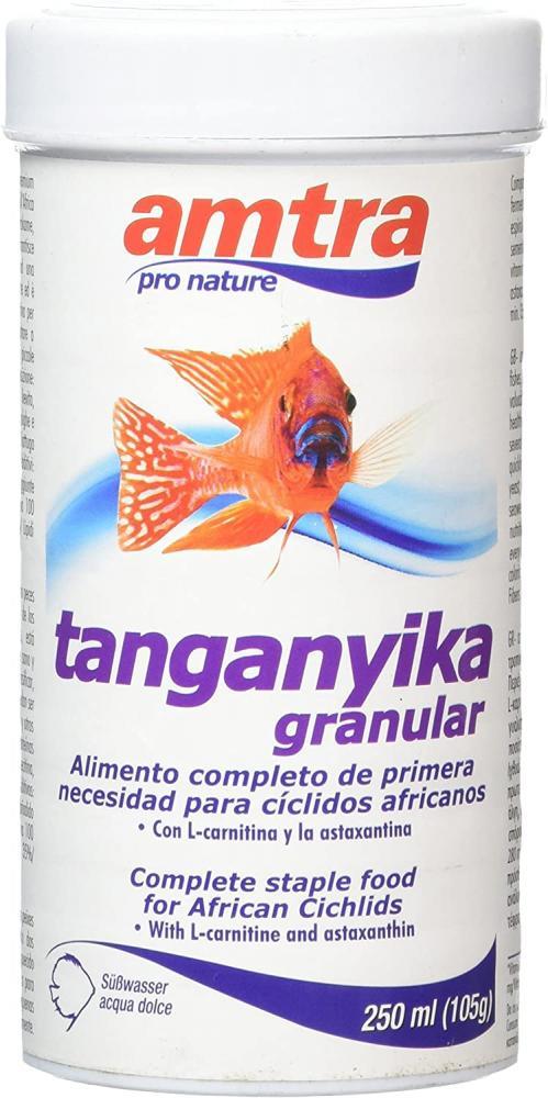 SALE  Amtra Tanganyika Granular Premium Food 250 ml